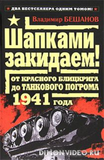 Шапками закидаем! От Красного блицкрига до Танкового погрома 1941 года - Владимир Бешанов