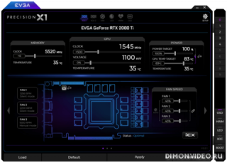 EVGA PrecisionX1