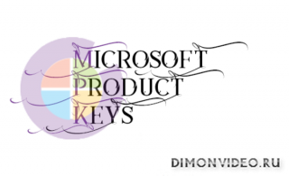 Microsoft Product Keys