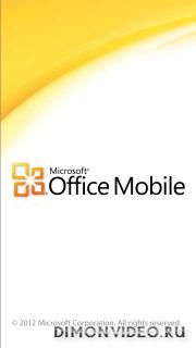 Microsoft Office Mobile for Belle
