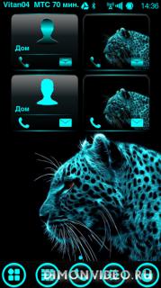 Contact Widget Bars By Vitan04