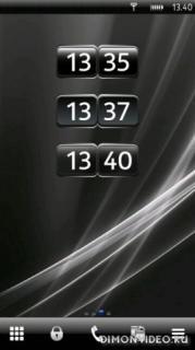 Digital Clock Small