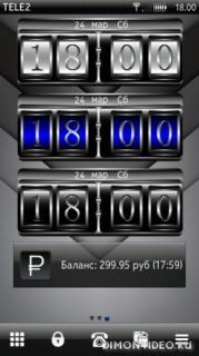 LCD Digital Clock mod