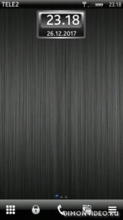 DigiClockMini Mod
