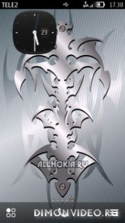Metallic Bones S3 by Lao Stia