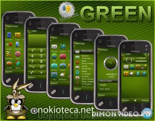 Green by babi