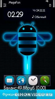 Android Honeycomb HD By Iree7