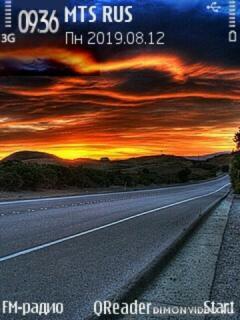 To Sunset@Trewoga.