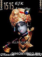 Krishna by Snj