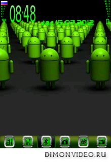Android 3.0 by Shocker