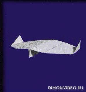 28 самолётиков из бумаги