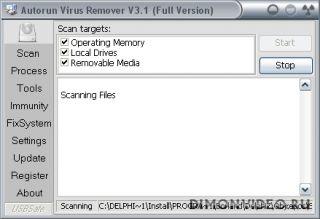 Autorun Virus Remover