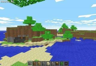 Minecraft - игра для тех, кто любит создавать миры