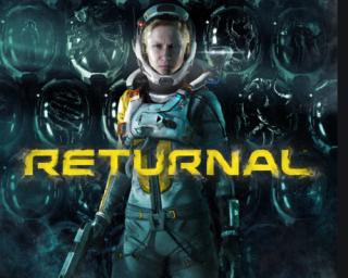 Returnal: первое серьезное испытание для PS5