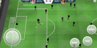 Бесплатный и увлекательный футбольный симулятор Stickman Soccer