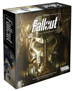 Fallout – настольная игра