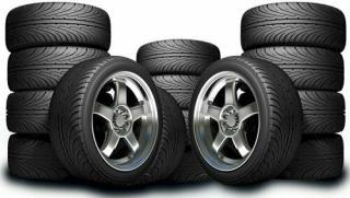 Автомобильные шины и их виды