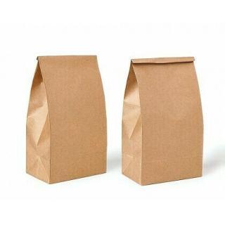 Преимущества бумажных пакетов