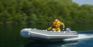Лодки из ПВХ: прочность, компактность, безопасность