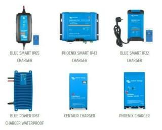 Зарядные устройства для лодочных аккумуляторов от Victron Energy