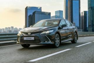 Новая Toyota Camry: интересные особенности