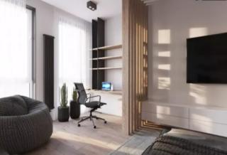 Разработка дизайна и ремонт квартиры под ключ