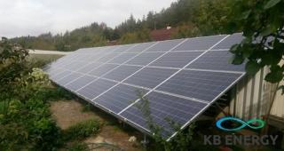 Автономные солнечные электростанции для дома