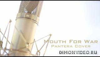 Sambo Ray (Сэм Вестфален) - Mouth For War (Pantera Cover)