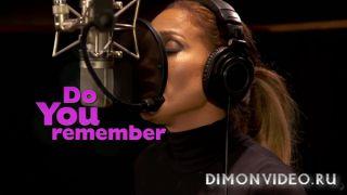 Jennifer Lopez - Feel The Light (Official Lyric Video OST Home)