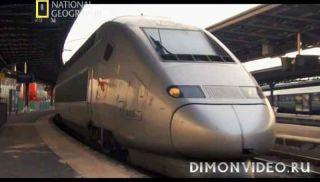 Мегазаводы. Поезд Alstom