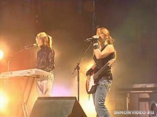 Vanilla Ninja live in Estonia Part 1 - Traces of sadness