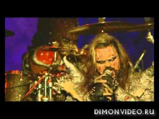 LORDI feat. U.D.O. - They Only Come Out At Night