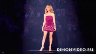 Celine Dion - I Drove All Night 2008 Live