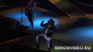Guns N' Roses - Paradise City, Las Vegas, NV 5-31-14