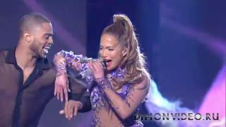 Jennifer Lopez - Ain't Your Mama Let's Get Loud (Live @ American Idol)