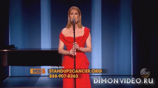 Celine Dion - Recovering (Live on Stand Up To Cancer, September 9th, 2016)