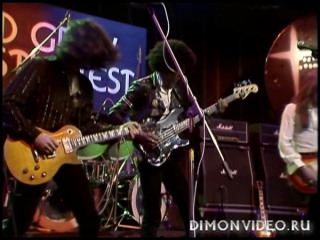 Gary Moore & Thin Lizzy - Don't Believe A Word - Live BBC Old Grey Whistle Test