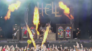 HELL   -  The Age of Nefarious (2017