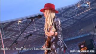 Richie Sambora and Orianthi - Dead Or Alive - Livin' On A Prayer - Live in Sydney