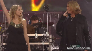 Def Leppard & Taylor Swift - Pour Some Sugar On Me (Official Video)