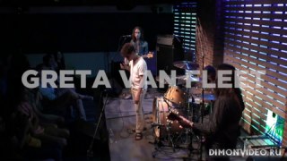 Greta Van Fleet - Safari Song [Live In The Sound Lounge]