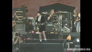 AC/DC -  Live Toronto