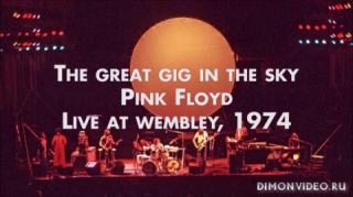 Pink Floyd  -  The Dark Side of The Moon - OFFICIAL MOVIE - Live at Wembley '74
