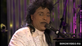 Little Richard   -  Tutti Frutti  at the Concert for the Rock & Roll Hall of Fame