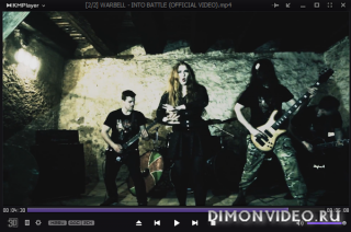 Warbell- Into Battle (Official Video) 2016