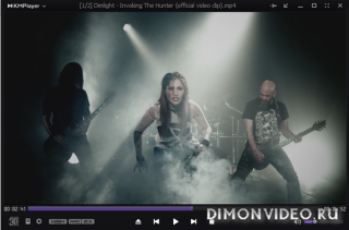Dimlight - Invoking The Hunter (OFFICIAL VIDEO) 2016