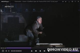 Rammstein - Ramm 4 (Hellfest Open Air Festival PRO-SHOT 2016)