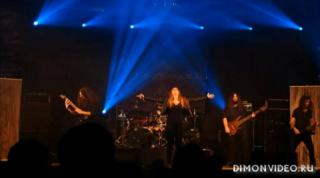 Dark Oath - When Fire Engulfs The Earth (live)