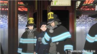 Пламенная бригада пожарных (1 сезон: 1-24 серии из 24)