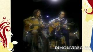 Paul Simon and George Harrison   -   Homeward Bound